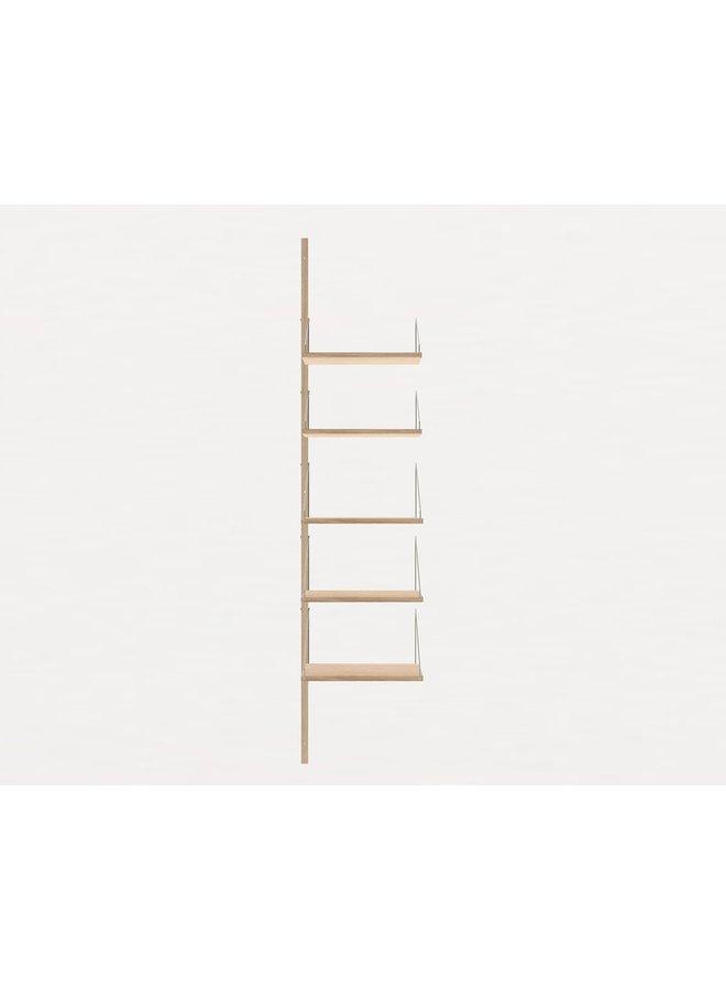 Shelf Library White H1852