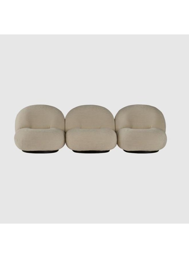 Pacha Sofa - Fully Upholstered, 3-seater