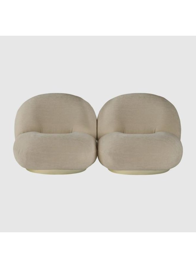 Pacha Sofa - Fully Upholstered, 2-seater