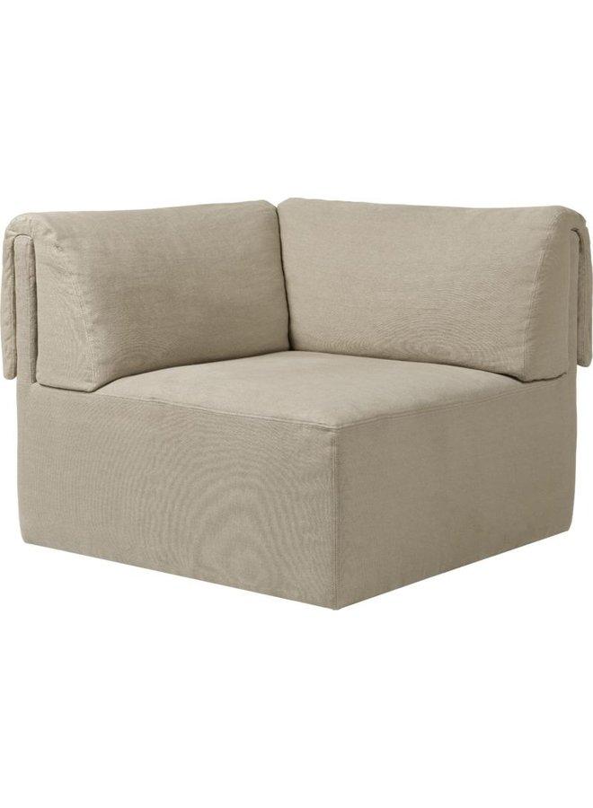 Wonder Module - Fully Upholstered, Corner, 95x95