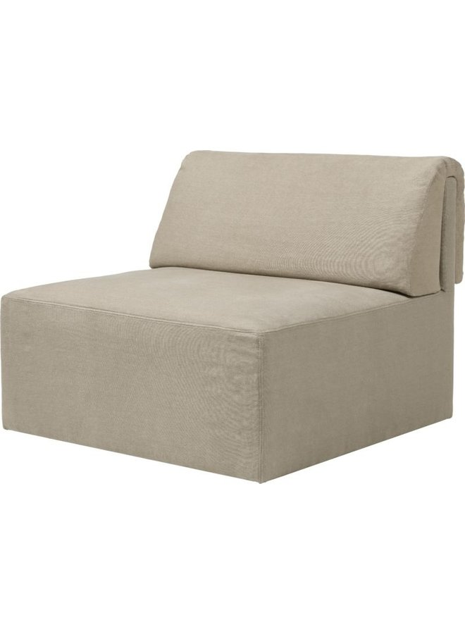 Wonder Module - Fully Upholstered, Mid section, 90x95