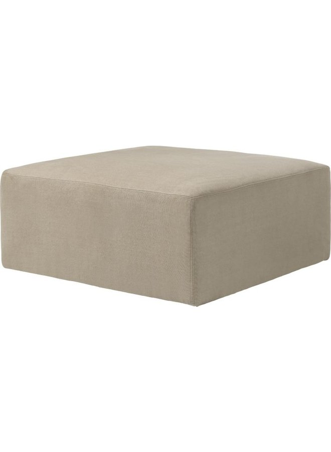 Wonder Module - Fully Upholstered, Pouffe