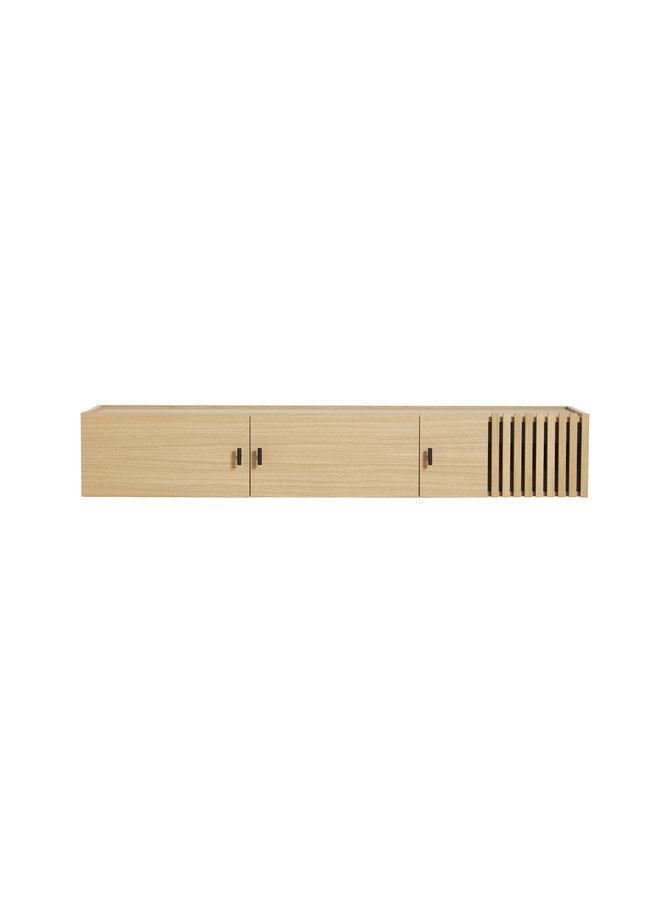 Array wall-mounted sideboard (150 cm)