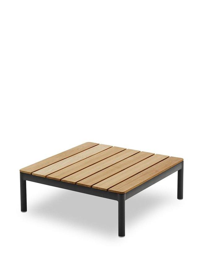 Tradition Table H27 Teak|Aluminum