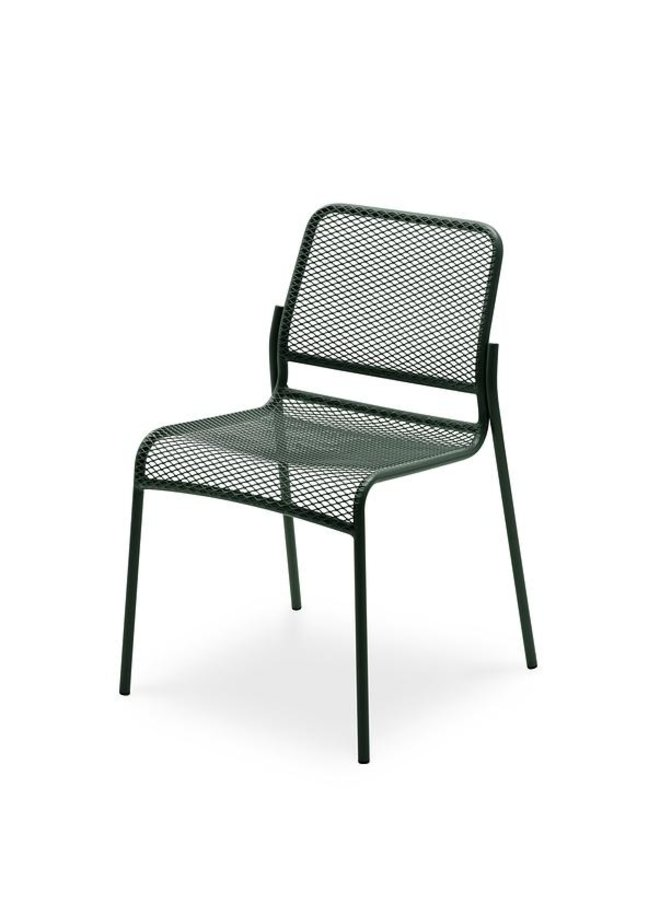 Mira Chair, Stackable