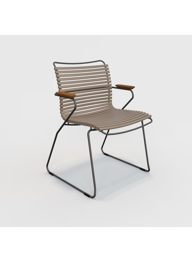 CLICK Dining Chair with Armrests