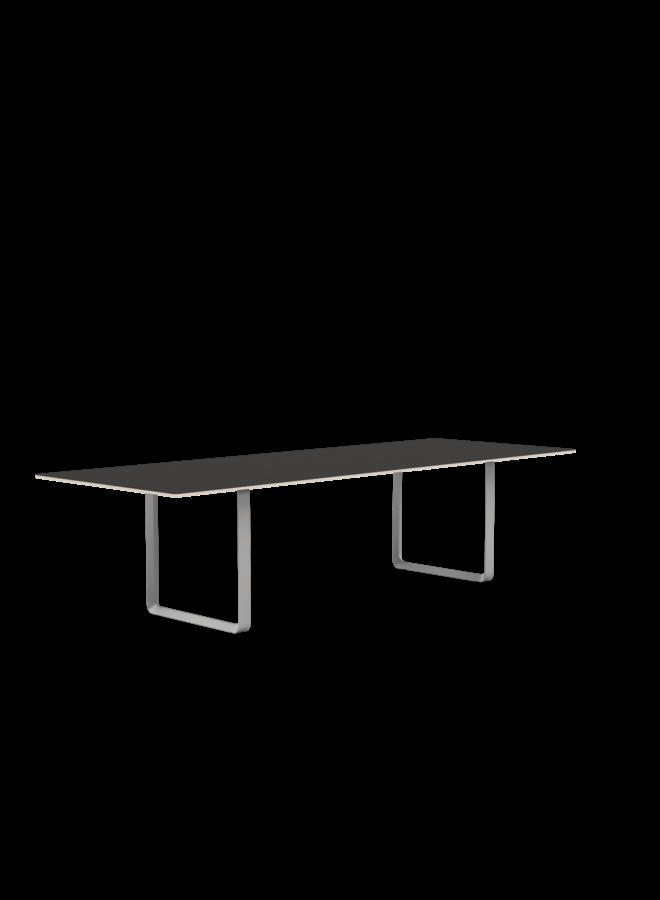 "70/70 TABLE / 295 X 108 CM / 116 X 42.5"""