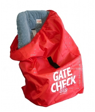 JL Childress Air Travel Bag Car Seat