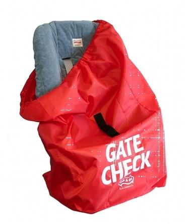 JL Childress JL Childress Air Travel Bag Car Seat