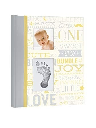 Pearhead Little Blossoms by Pearhead Memory Book