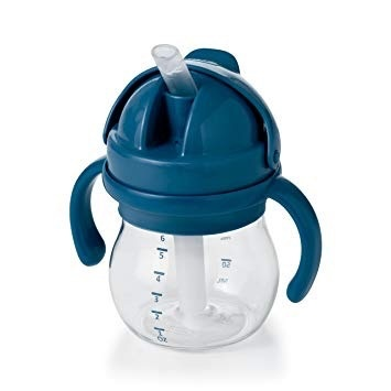 OXO Tot Oxo Transitions Straw Cup w/ Removable Handles