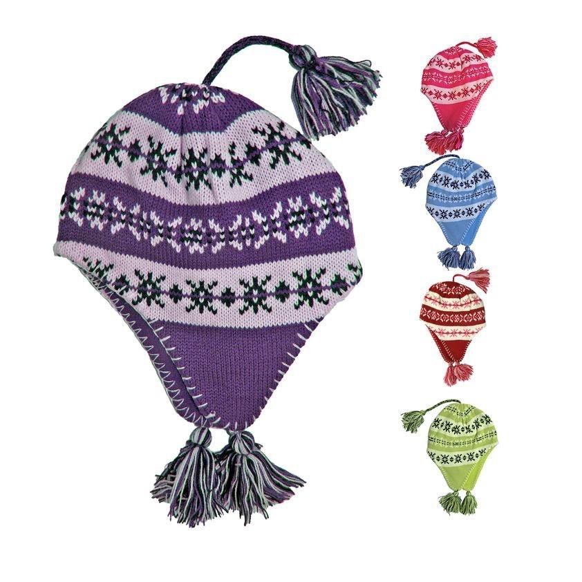 Snow Stopper Knit Hat