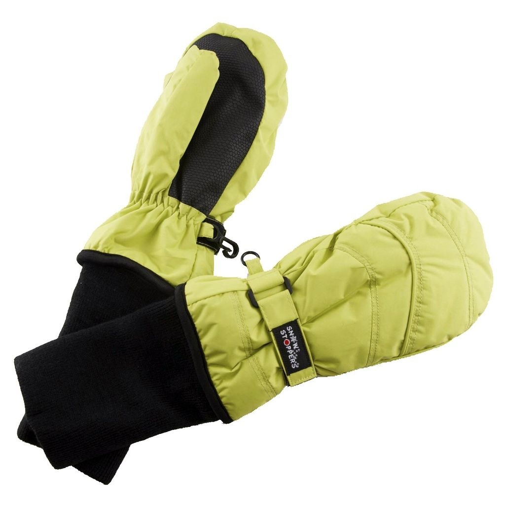 SnowStoppers Snow Stopper Mittens