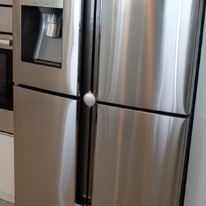 Qdos Qdos Adhesive Fridge/Freezer Lock