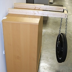 Qdos Qdos Furniture Top Over Kit - 2 pk.