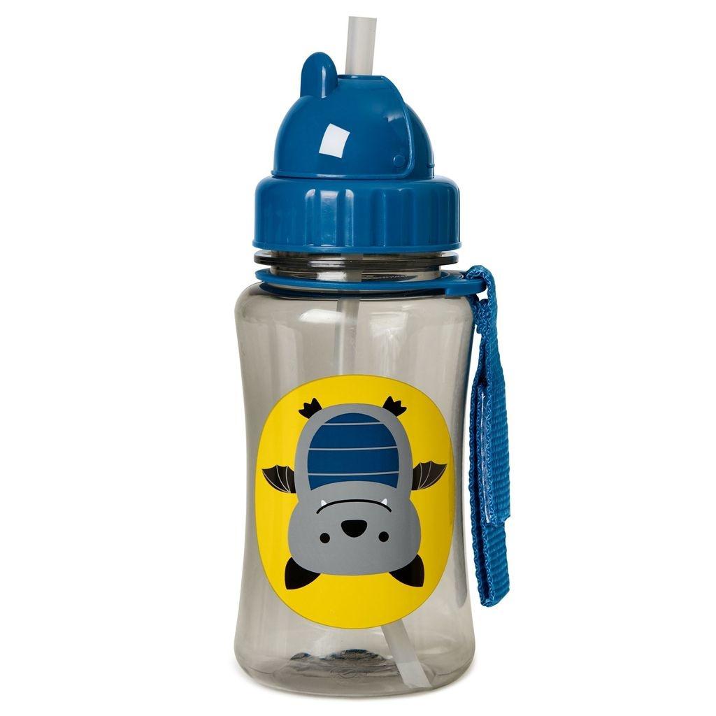 Skip Hop Skip Hop Zoo Straw Bottle (12 oz.)