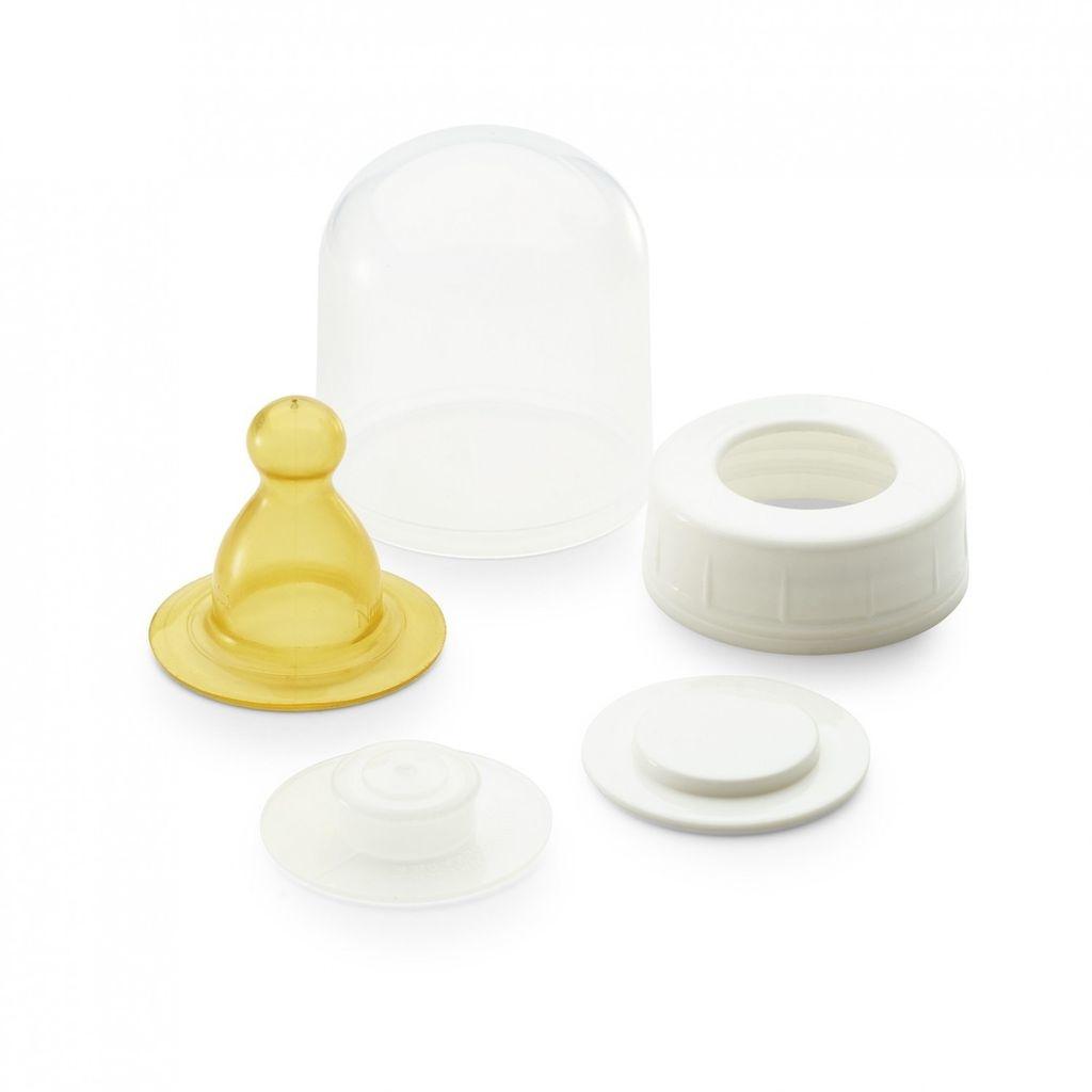 Natursutten Natursutten 8 oz. Glass Baby Bottle - 2 pack