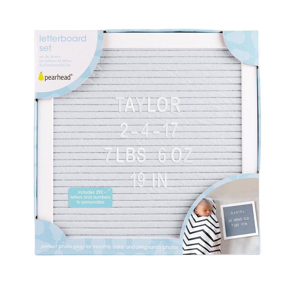 Pearhead Pearhead Letterboard Set