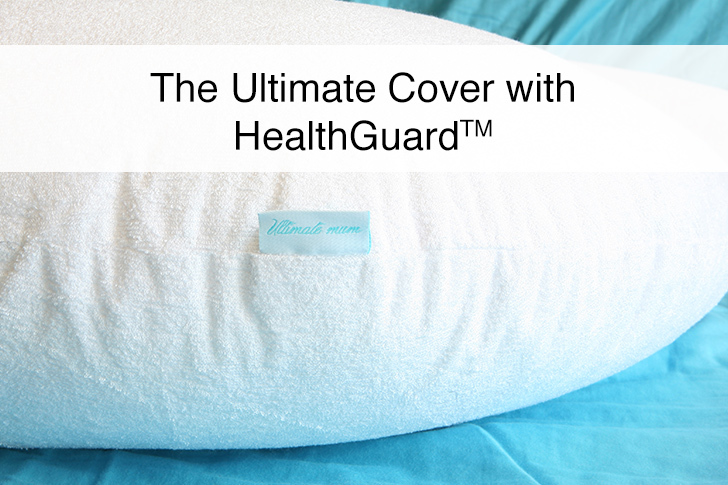 The Ultimate Pillow - HealthTex Premium Bamboo Cover