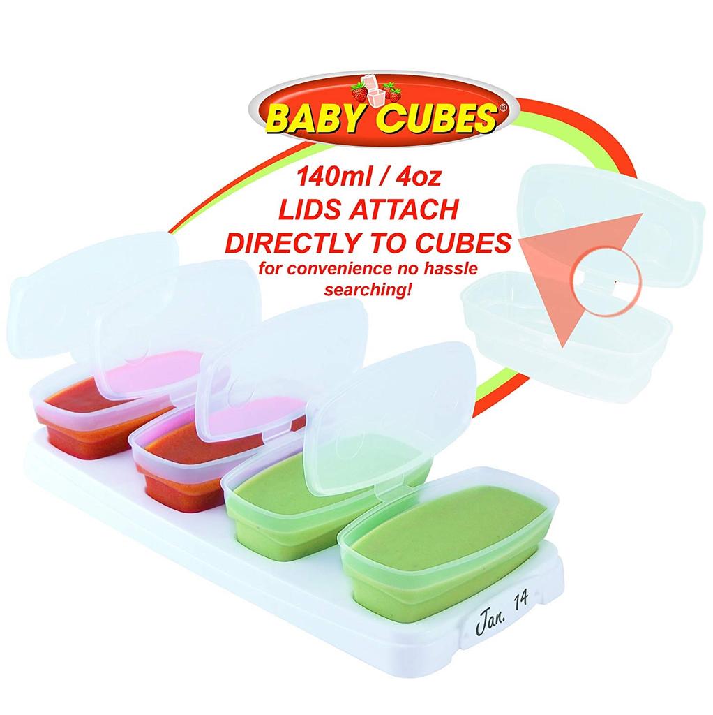Baby Cubes 4 oz