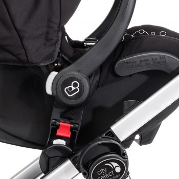 Baby Jogger Select/Select2/Lux - Peg/Chicco Adapter
