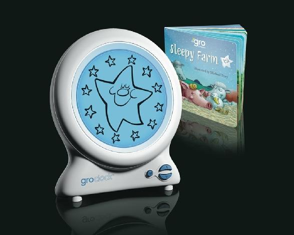 Gro Company Gro Company GroClock
