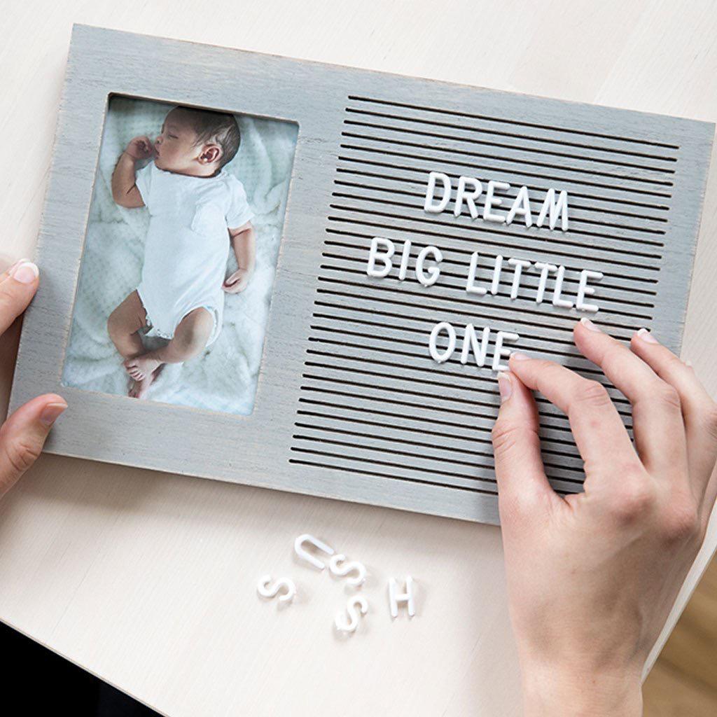 Pearhead Pearhead Letterboard Photo Set