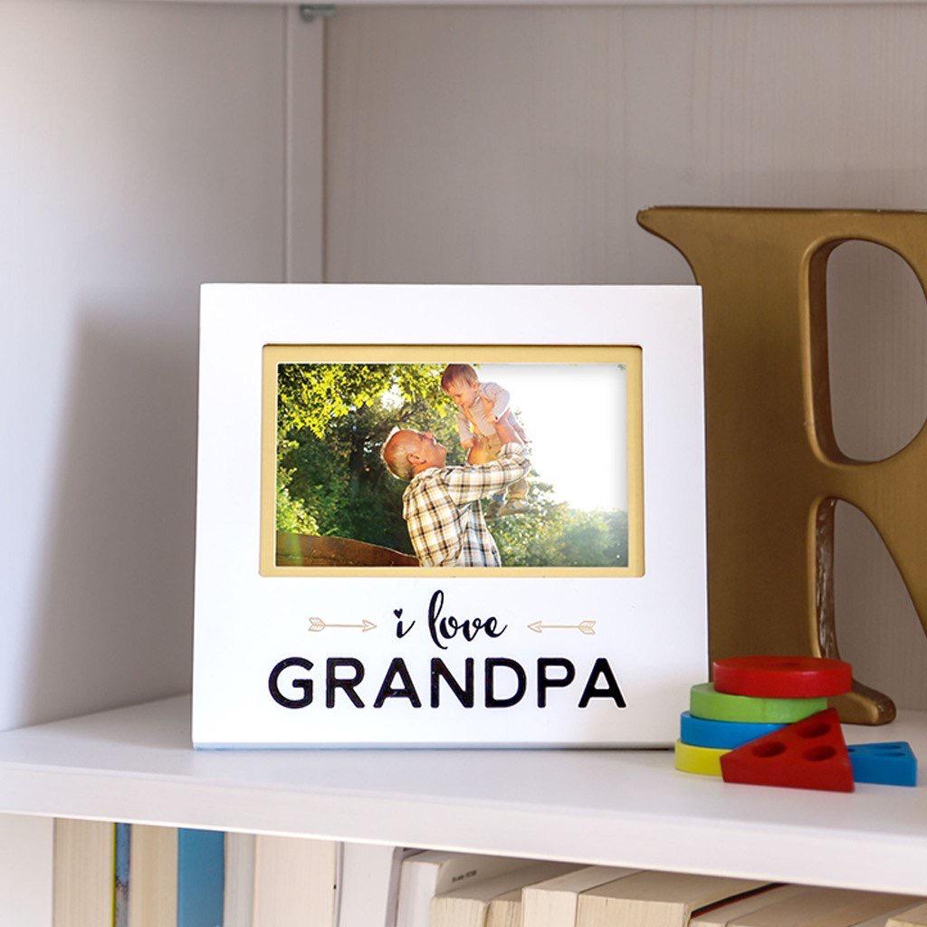 Pearhead Pearhead I Love Grandpa Frame