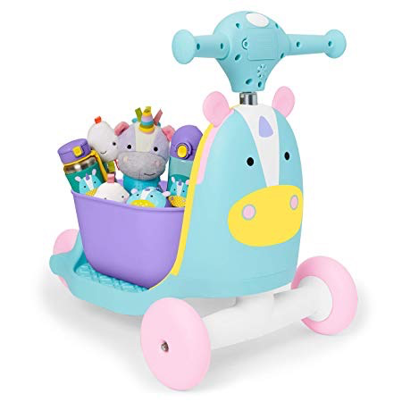 Skip Hop Skip Hop Zoo 3-in-1 Ride On Toy