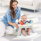 Skip Hop Skip Hop Silver Lining 2-in-1 Activity Seat
