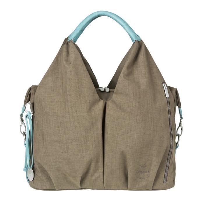Lassig Green Label Neckline Bag - Taupe