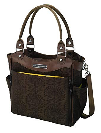 Petunia Pickle Bottom City Carryall Embossed