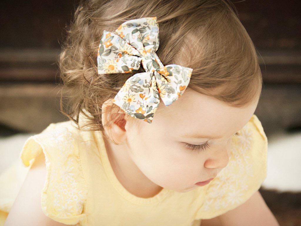 Baby Wisp - Oversized Bow Headband