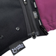 Make My Belly Fit Make My Belly Fit Universal Jacket Extender Combo - Black, One Size