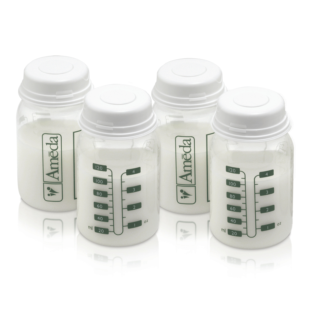 Ameda Ameda Bottle Set 4pk
