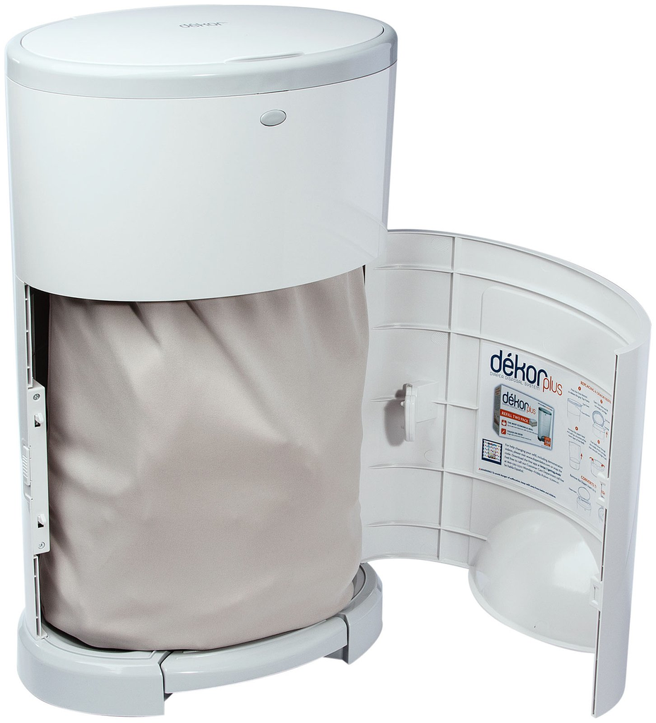 Diaper Dekor Plus Cloth Liner - 2 pack