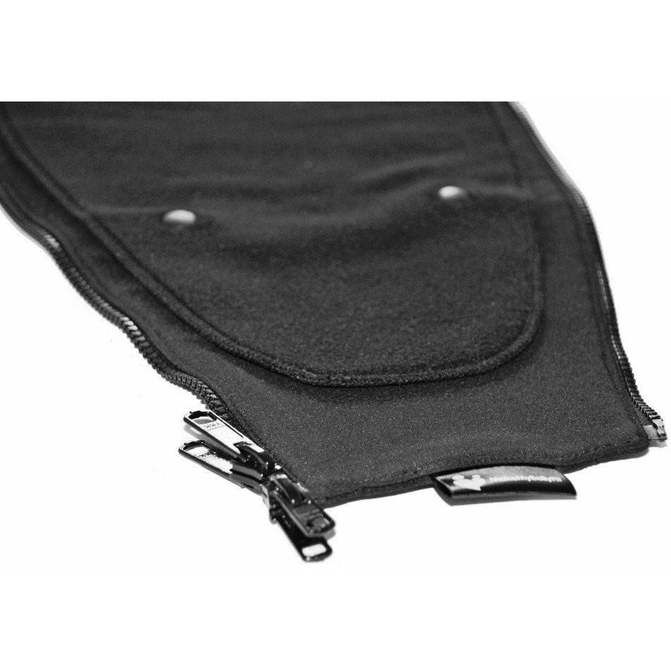 Make My Belly Fit Warmth Layer (Original) - Black, One Size