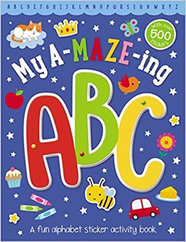 My Amazing ABC's