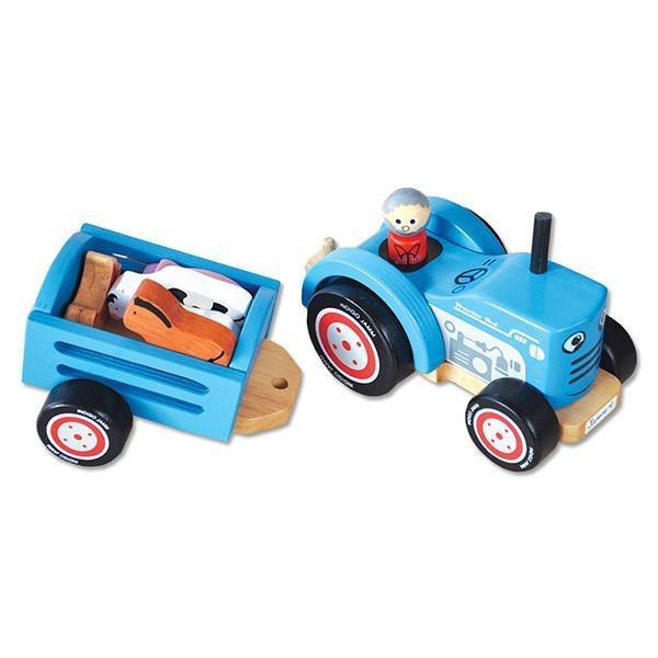 Indigo Jamm Indigo Jamm Tractor Tim