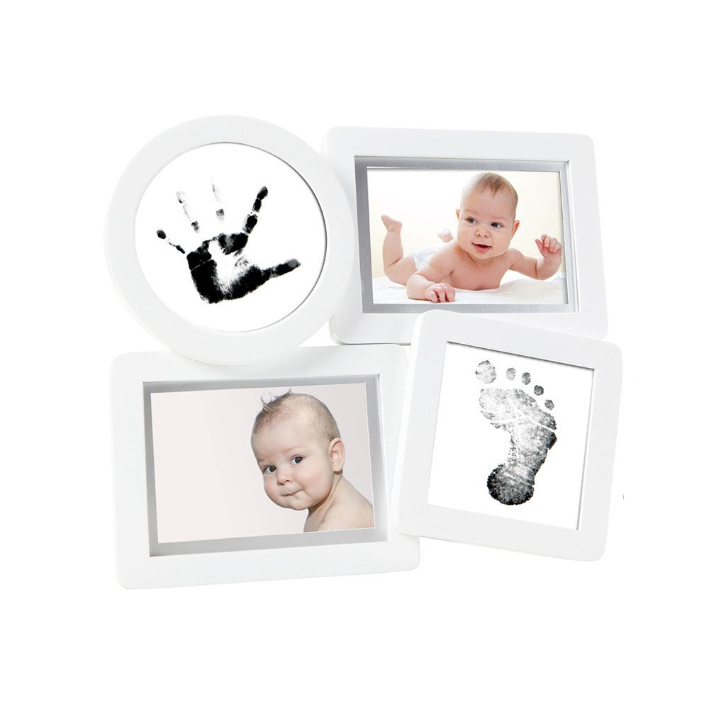Pearhead Pearhead Babyprints Collage Frame