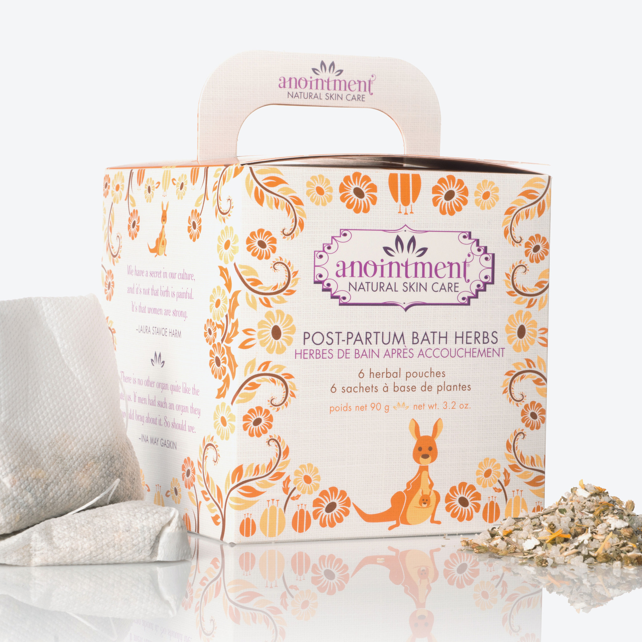 Anointment Postpartum Herbs 90g
