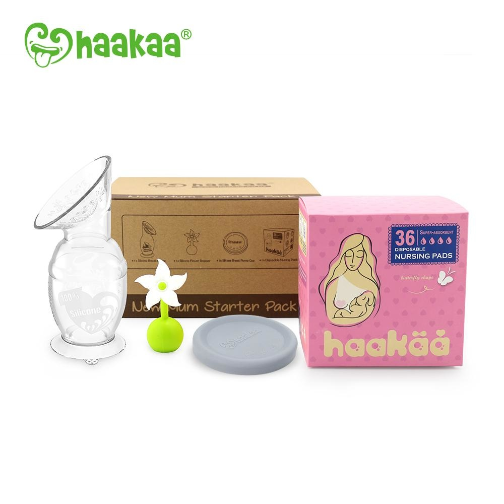 Haakaa Haakaa New Mum Starter Pack