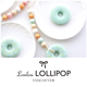 Loulou Lollipop Loulou Lollipop Teether w/ Holder