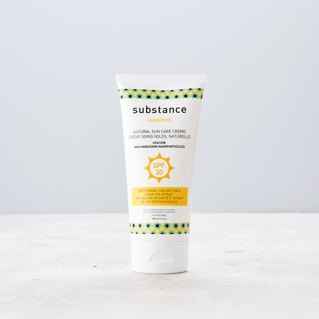 Matter Substance Sun Care For Baby - unscented