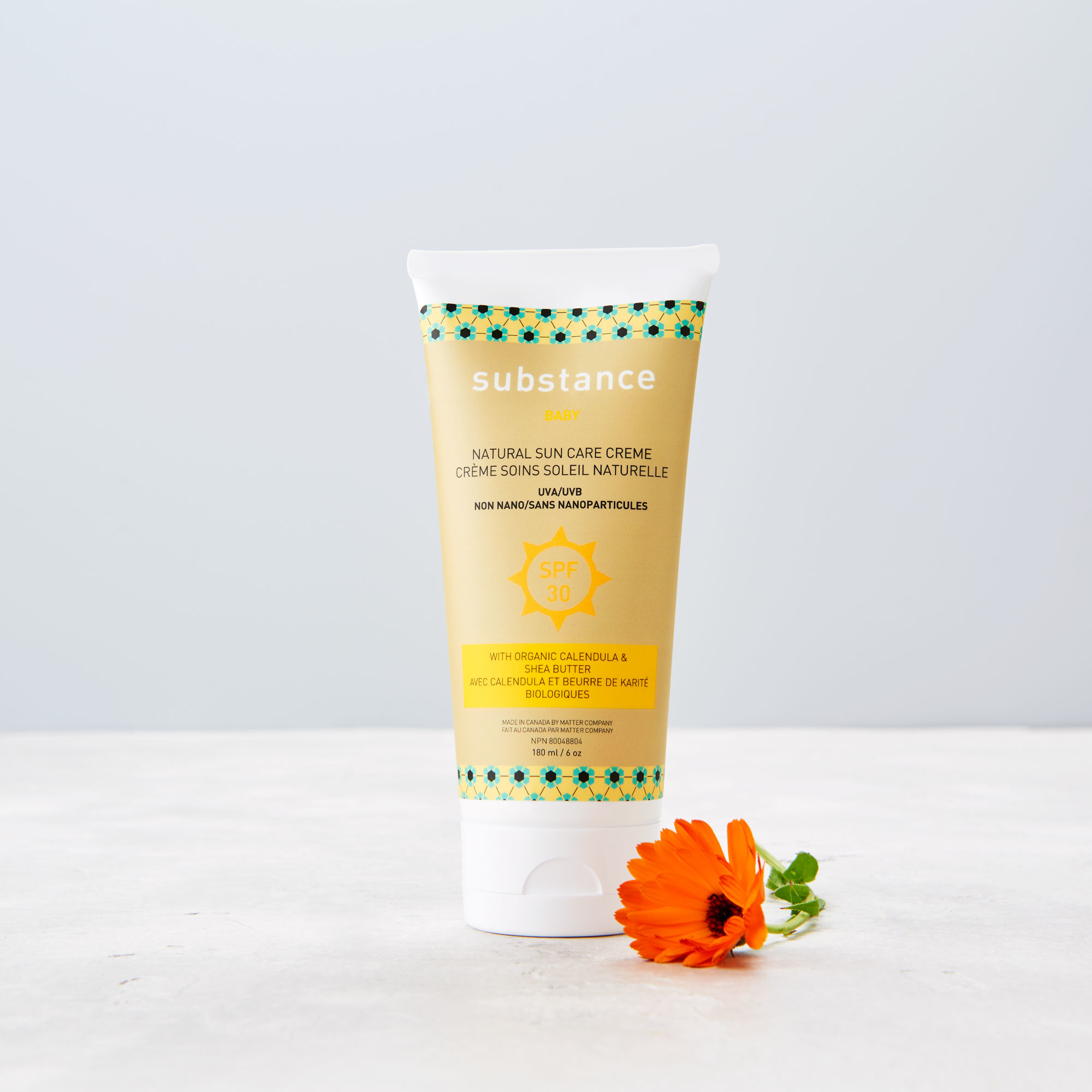 Matter Substance Sun Care For Baby