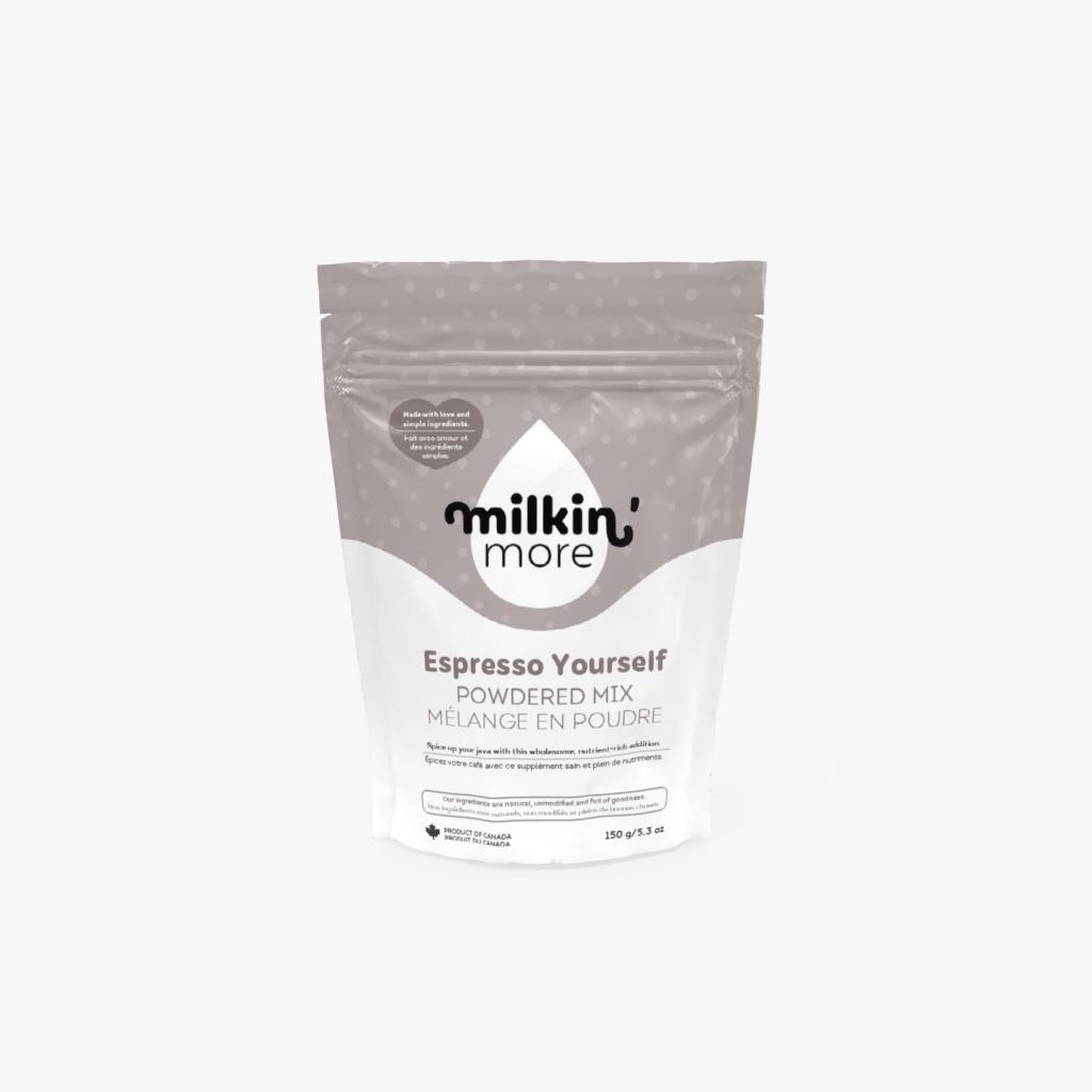 Milkin' More Espresso Yourself