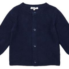 Noppies Navy Knit Cardigan