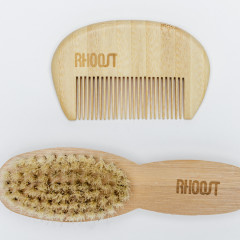 Rhoost Rhoost Baby Brush & Comb Set