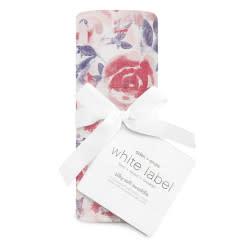 Aden & Anais Aden & Anais White Label Silky Soft Swaddle Single