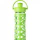 Life Factory Life Factory Glass Bottle Active Flip Cap 16oz